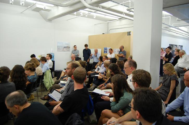 DredgeFest Symposium (Photo: Nicola Twilley)