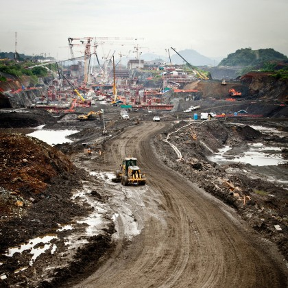 Isthmus: The Panama Canal Expansion Project